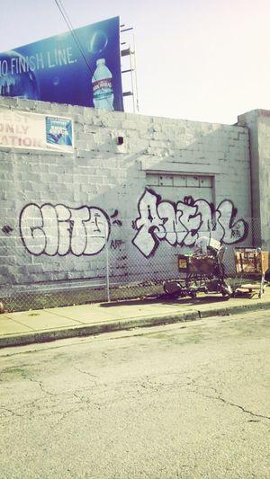 Graffiti #grime  Clito Anemal