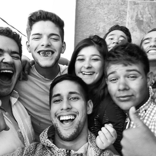 Afterparty Josefino Selfie Blacknwhite