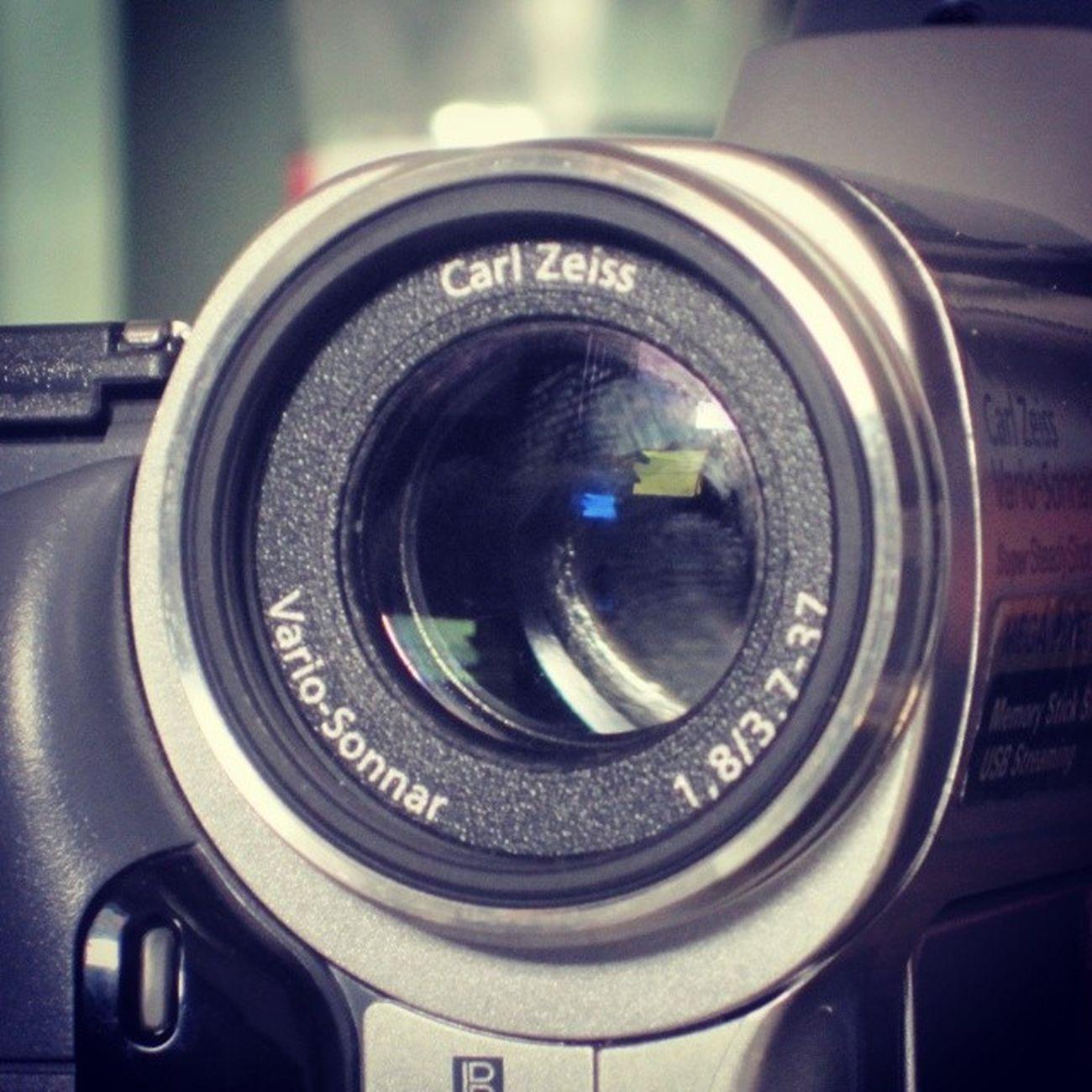 Focus Lens Handycam Oldstuff