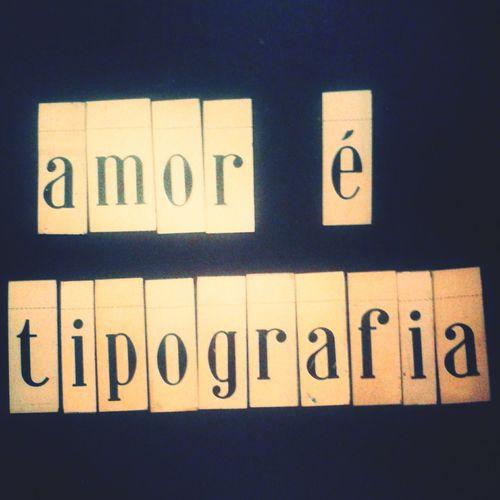 Alphabetography Tipography EyeEm Porto Love Is...