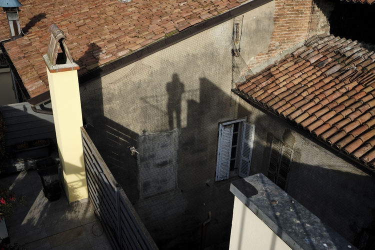 Piacenza, Italy - December 2018 Built Structure Architecture Building Exterior Building Roof Residential District No People Day High Angle View House City Brick Wall Brick Roof Tile Outdoors Wall Nature Window Sunlight Travel Destinations Shadow And Light Italy Selfie Tiles Tegole My Best Photo 17.62°
