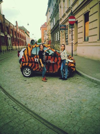 Amazing things in Poland ? Polska Car Animalprint TRYP