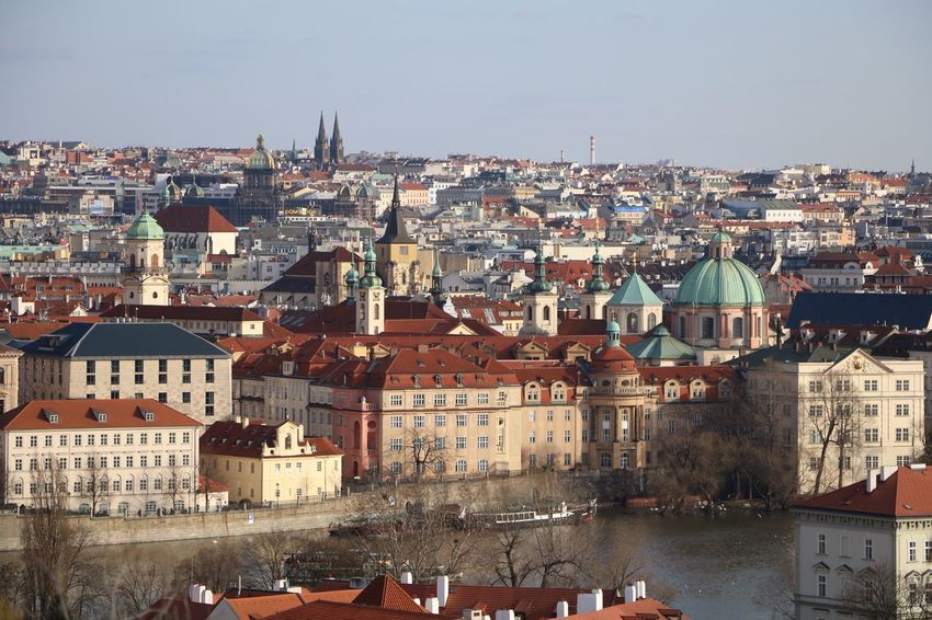 Showcase: March Cityscapes Prague Urban Canon City Journey Architecture