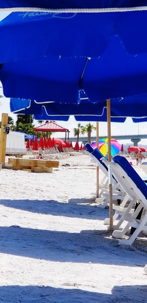 No People Beach Sea Sand Outdoors Water Day Vacations Nature Lifeguard  Sky