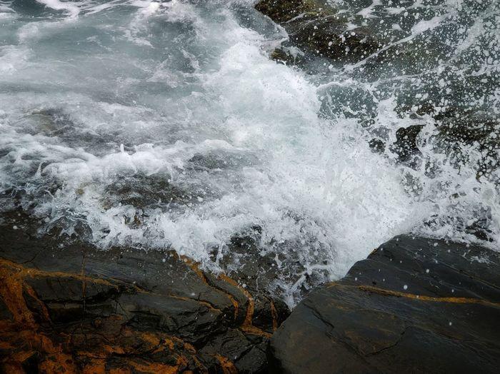 Water Crash Sea