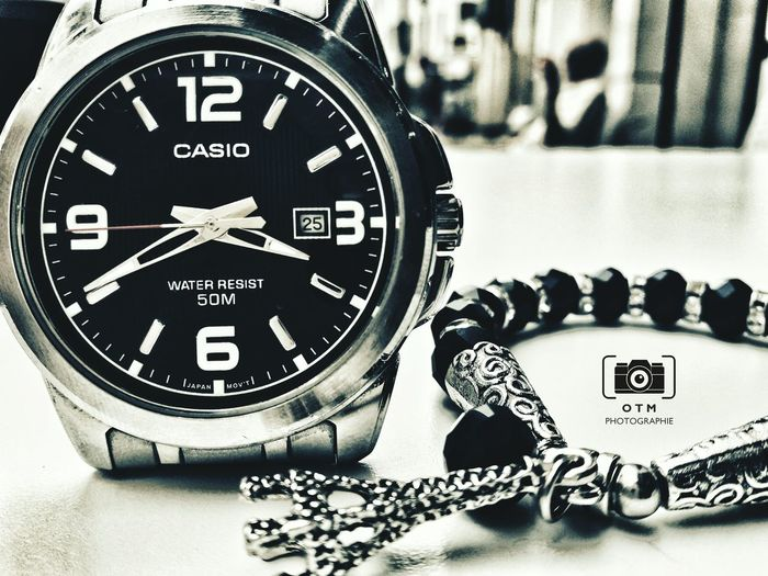 Time Close-up Jewelry Watch Wristwatch Clock Indoors  Minute Hand Clock Face No People Hour Hand Day Casiowatch Casio G-shock Casiowatches Casio Casioclassic