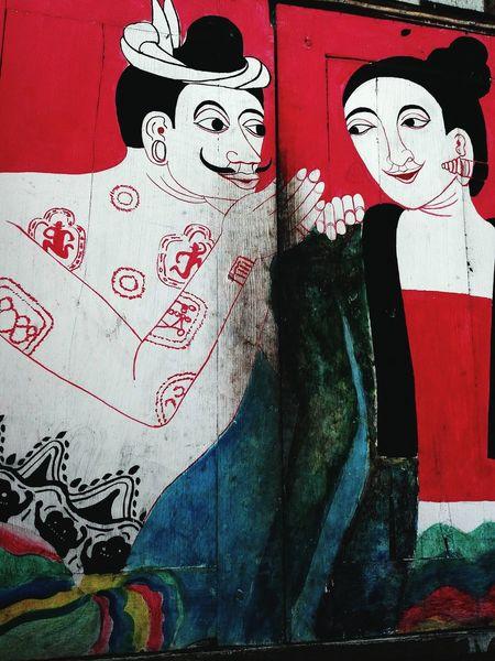 Art🎨🎨✍🎭💕 Art And Craft Close-up Street Art EyeEmNewHere