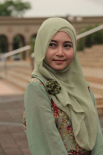 EyeEm Indonesia Hijab Beauty Model