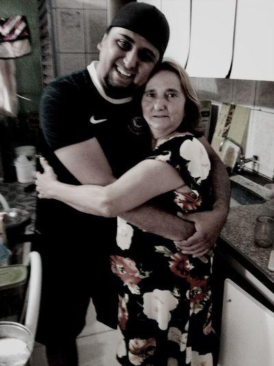 Minha Mãe, Minha Rainha!!! / My Mother, My Queen!!! Mother Mother's Day Love Photo