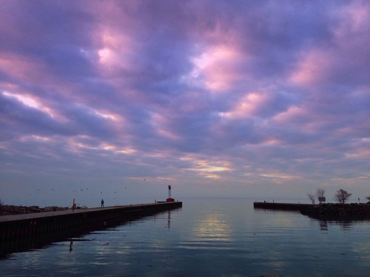 Good night 2014! Water Reflections EyeEm Best Shots Lake Ontario Mextures