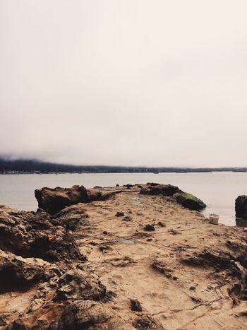 Water Beach Scenics Tranquil Scene