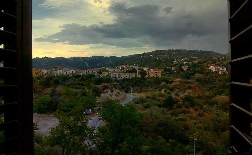 Natura Sunset Tree Mountain Multi Colored Dramatic Sky Sky Cloud - Sky Landscape Valley Romantic Sky
