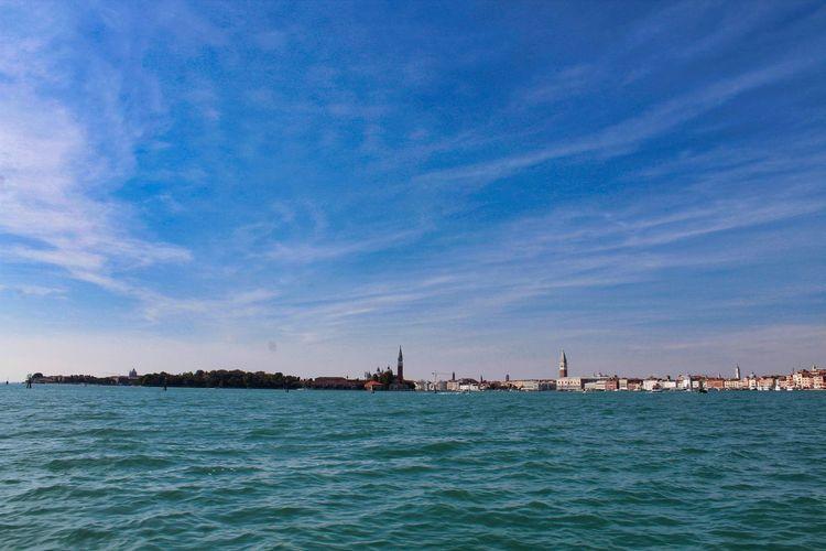 Waterfront Sea