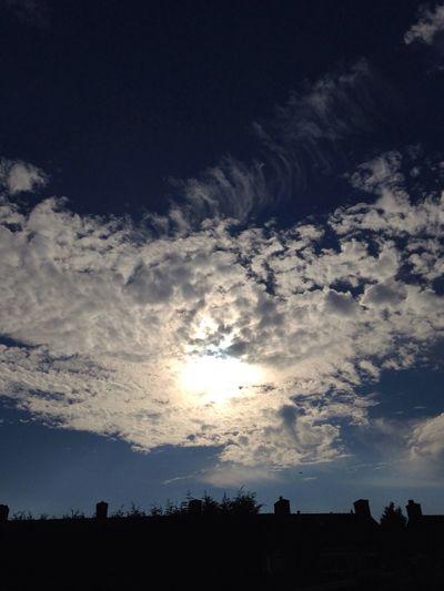 Rheden sky