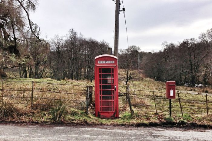 Scotland TheMinimals (less Edit Juxt Photography) Red Phone Boxes