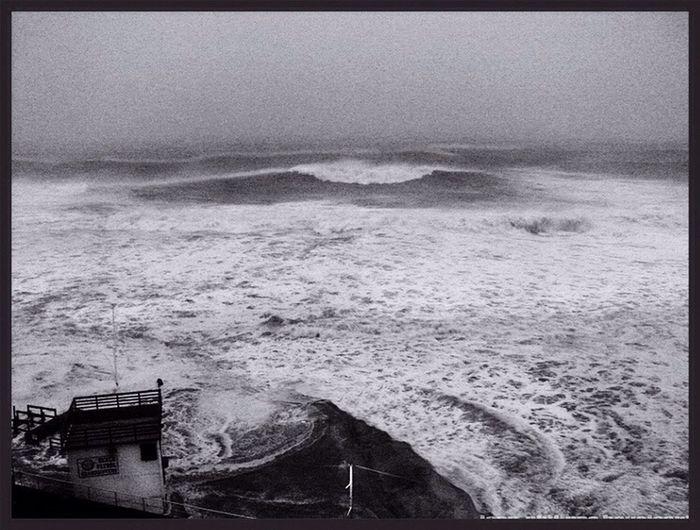 Hurricane Sandy makes shore/Long Beach NY Hurricane Sandy Seascape Photography Tidal Wave Lifeguard Station Disappearing Island Disappearing Beach Leicacamera The Photojournalist - 2016 EyeEm Awards