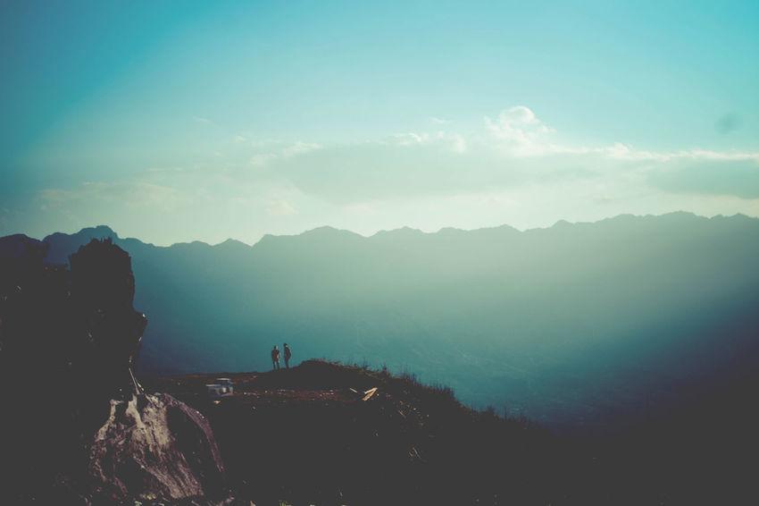#Adventure #asia #landscape #Mountains #sapa #travelling #Vietnam Blue Sky Sky And Clouds