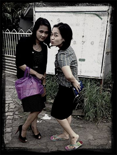 With Mbak Model