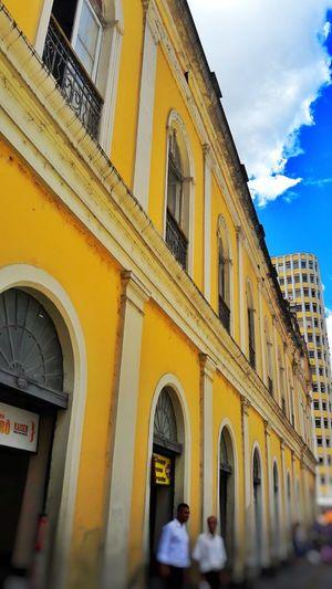 mercado público Colour Your Horizn History City Architecture