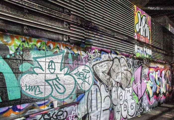 Leake Street - January 2017 Building Exterior Day City No People