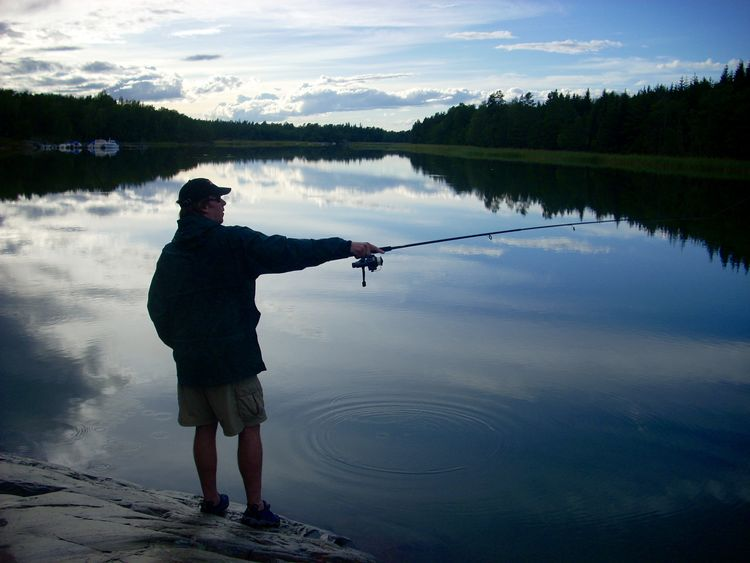 Travel in Sweden Beauty In Nature Fishing Fishing Rod Getting Away From It All Leisure Activity Nature Reflection Scenics Tranquil Scene Tranquility Travel Destinations Water People And Places Neighborhood Map Live For The Story