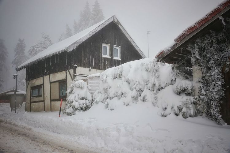 schneefall Snow