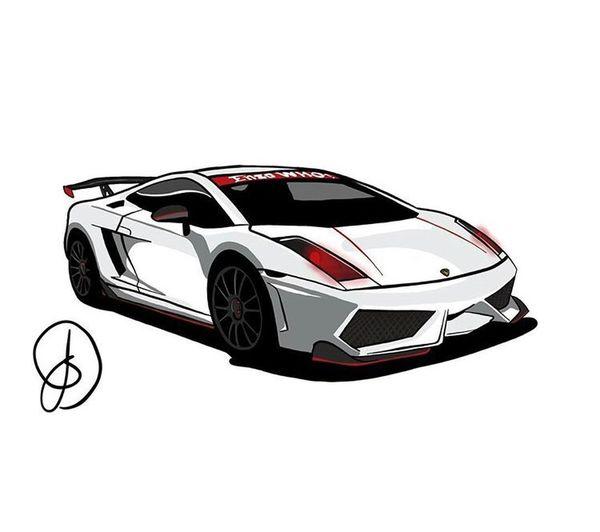 Lambo!!! Car