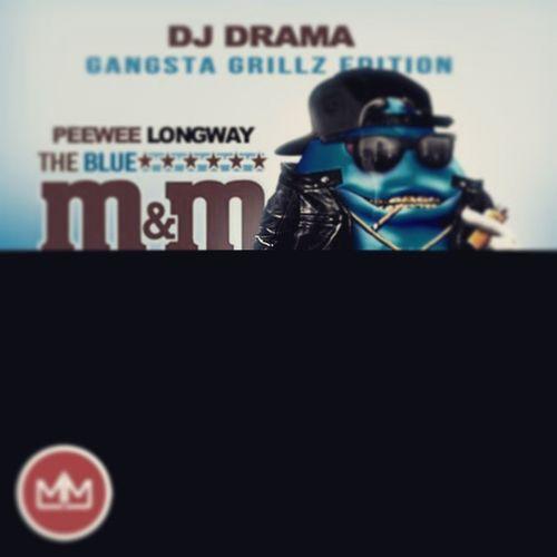 Listening to @mpapeeweelongway x @DJDRAMA TheBlueM &M2 using @mymixtapez app Mymixtapez