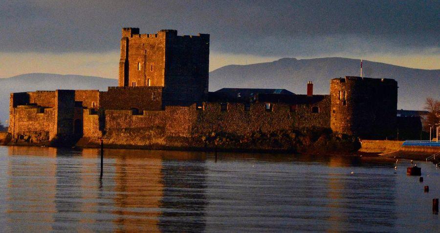 Sunrise Dawn Golden Hour Ireland Nikon D7000