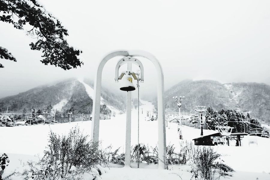 snow bell mountain Snow Winter Cold Temperature Tree Weather Nature Mountain Scenics Tranquil Scene Day Sky Tranquility Beauty In Nature Covering Field Outdoors No People Landscape Ski Lift Snow Sports Finding New Frontiers Finding New Frontiers EyeEmNewHere