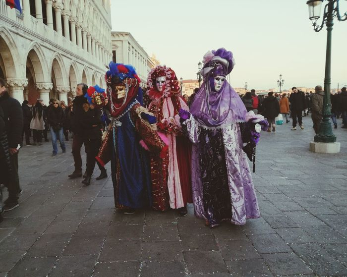 Velence Parade People Large Group Of People Karneval Culture And Tradition Socool Colors Of Carnival