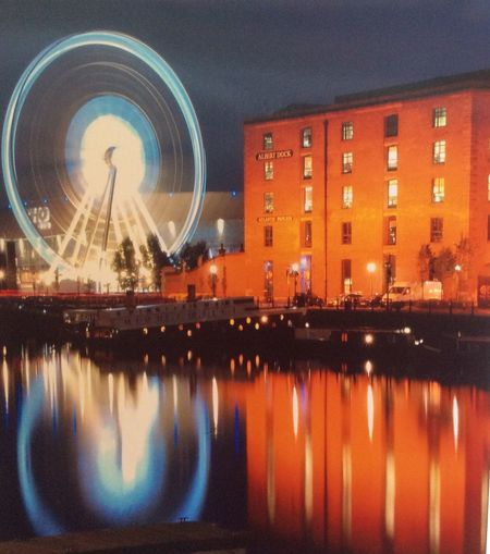 Liverpool salthouse dock Love Liverpool Liverpool, England