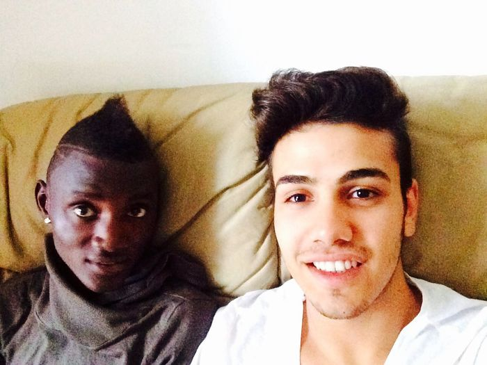 That's Me & My Bro ✌️