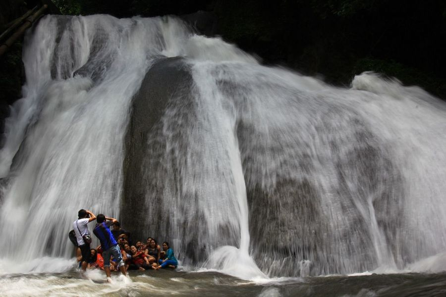 Just capture the moment during Traveling at Bantimurung Waterfall My Planet Is Beautiful