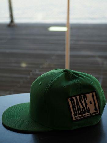 Just Bought It Cap Kelly Green Fashion 衝動買い!サイズが大きいのがgood!