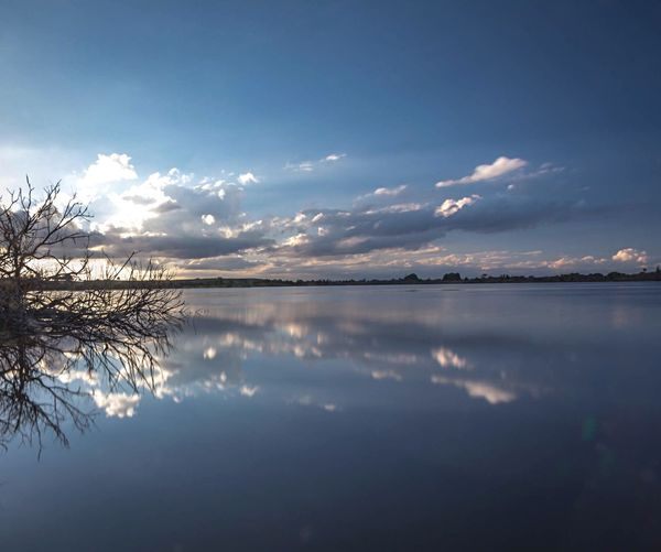 Lake Ngaroto NZ Clouds And Sky Water Reflections Sky Collection Light And Shadow Cloudporn Ladyphotographerofthemonth EyeEm Best Shots - Long Exposure TreePorn EyeEmBestPics Lightandshadow