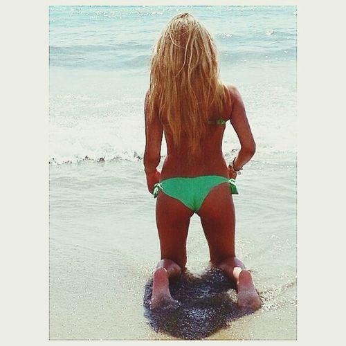 Enjoying The Sun Sunshine Being A Beach Bum That's Me ☀️☀️☀️