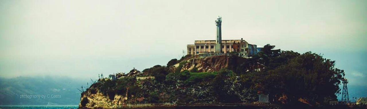 Alcatraz San Francisco Prison