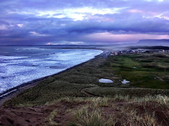 A Birds's Eye View Strandhill Dune Sligowhoknew