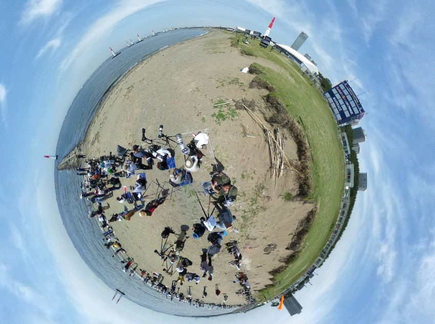 Redbull Air Race 2017 Redbull Air Race Theta360 Theta Landscape Outdoors The Purist (no Edit, No Filter) The Great Outdoors - 2017 EyeEm Awards EyeEm Best Shots Enjoying Life Snapshot Taking Photos Walking Around お写ん歩 Let's Go. Together.