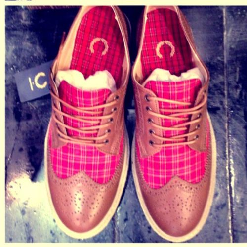 Yessir! Wingtips Shoes Fp