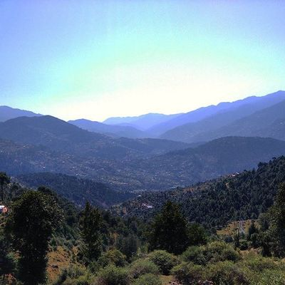 The Kashmir Panorama Kashmir Hills Mountains Nature Landscape Greenry Phonecan Original Yureka