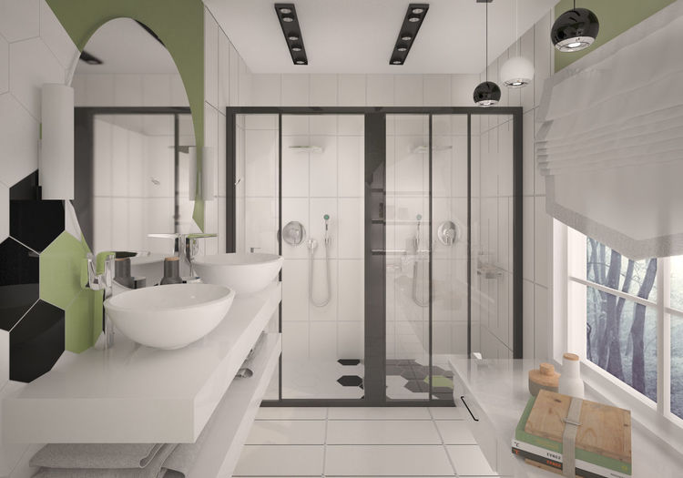 Relaxing Design Enjoying Life Interior Design дизайн 3d Image Edodesign bathroom