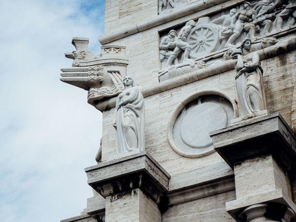 Landmark Architecture Italian Architecture Genova Genova Architecture Italian Sculpture
