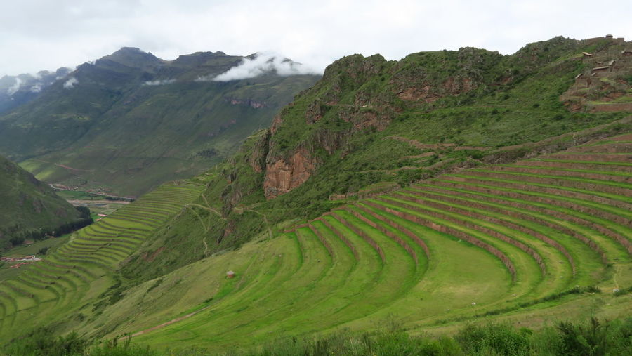 Peru Sacred Valley - Peru South America