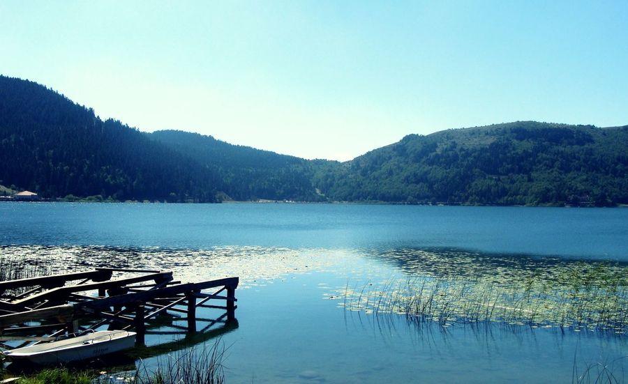 Abantgölü Bolu Abant Bolu  Lake View