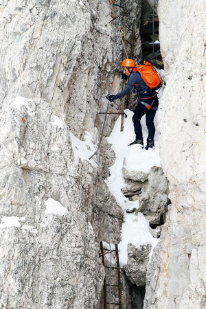 Canon EOS 6D Adrenaline Alpinism Cold Dolomites Dolomites, Italy Europe Extreme Extreme Sports Italy Italy❤️ Landscape Landscape_Collection Landscape_photography Snow Sport Torre Di Toblin Travel Travel Destinations Via Ferrata Winter