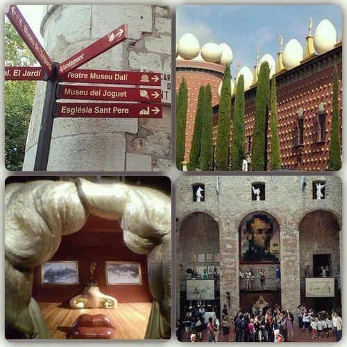 невероятный Дали Dalí Figueras театрмузей сальвадордали