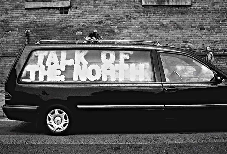 Talk Of The North, Jeremy Deller, Procession, Manchester International Festival