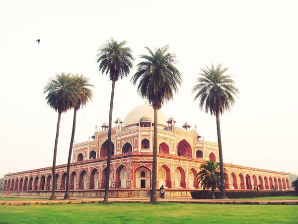 The Humayun's Tomb Travel Destinations Architecture History Indiapictures Justgoshoot VSCO Cam EyeEmNewHere No People DelhiGram Delhidiaries Delhiphotography